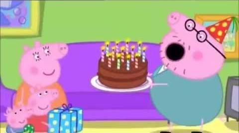 YTP Daddy pigs birth