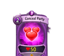 Conceal Party