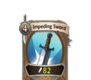 Impeding Sword