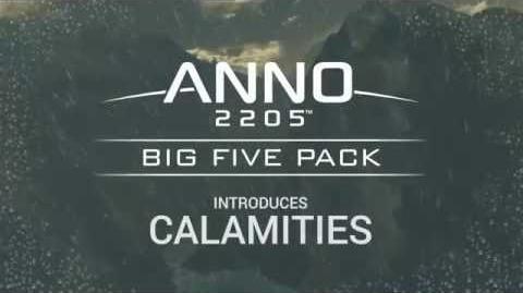 Anno 2205 - Calamities Ubisoft DE