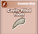 Cavity-Filled Tooth