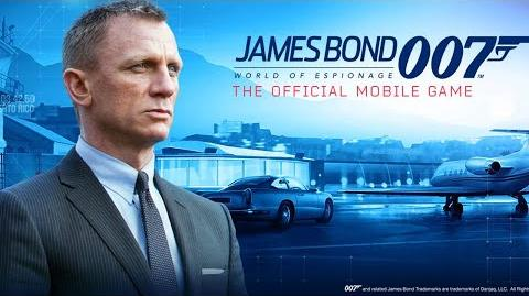 James Bond World of Espionage Gameplay