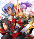 BlazBlue Chronophantasma Story Maniacs Material Collection II (Illustration, 2).png