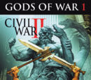 Civil War II: Gods of War Vol 1 1