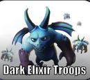 Dark Elixir Troops