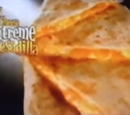 Cheese Extreme Quesadilla