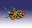 Invader II Fighter