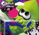 Calamar inkling - Splatoon