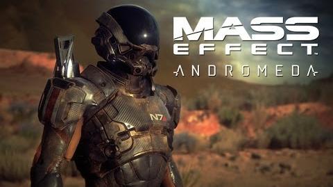 MASS EFFECT™ ANDROMEDA Официальное видео с EA Play 2016