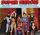 MARVEL VS DC COMICS: Super Herois