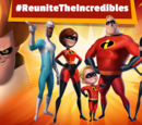 The Incredibles Event 2016