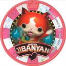 Jibanyan 3D Roulette Medal.png