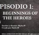Skyler the Hedgehog Temporada 1