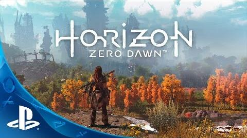 Horizon Zero Dawn - E3 2015 Trailer PS4