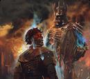 Eredin: Bringer of Death (gwent card)
