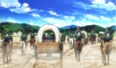 The Survey Corps leaves Trost District.png