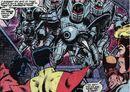 Doom Squad, James Howlett, Kurt Wagner, Piotr Rasputin, Warren Worthington III (Earth-616) from Uncanny X-Men Vol 1 145.jpg