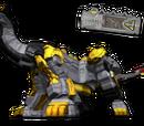 Silver BrachioZord