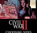 Civil War II: Choosing Sides Vol 1 6