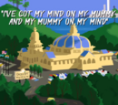 I've Got My Mummy on My Mind and My Mind on My Mummy
