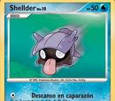 Shellder (Maravillas Secretas TCG)