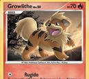 Growlithe (Maravillas Secretas TCG)
