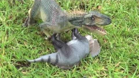 Dinosaur Island Revival S1 EP8 The Fall