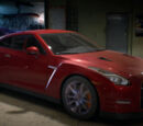 Nissan GT-R Premium (2015)