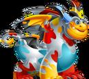 Dragón Holi