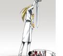 Uryū Ishida vs. Jugram Haschwalth