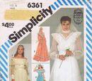 Simplicity 6361 A