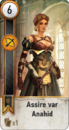 Tw3 gwent card face Assire var Anahid.png