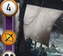 Light Longship (gwent card)