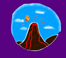 The Blazing Mountain