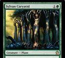 Sylvan Caryatid