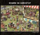 Where is Iorveth?