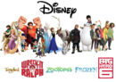 Disney characters united by falshaw18-d8tbtvd.jpg