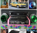 Nisa's Gr8-Track Tape Of The 70s
