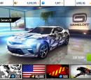 Chevrolet 2016 Camaro SS\Decals