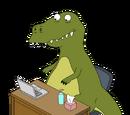Non-Masturbating T-Rex