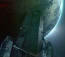 The Intruder's Ship