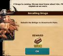 Recalling Drago