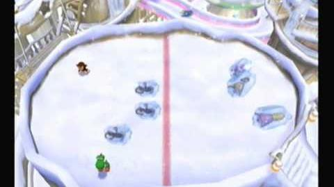 Mario Party 6 - Snow Brawl