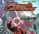 Red Lanterns: Atrocities (Collected)