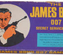 James Bond 007 (1965 board game)