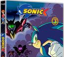 Sonic X Volume 3 (Brazil)