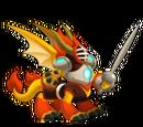 Dragón Esgrima