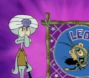Astrology with Squidward shorts galleries