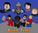 The Brick-Files: The Mystery Team