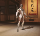 Genji/Skins and Weapons